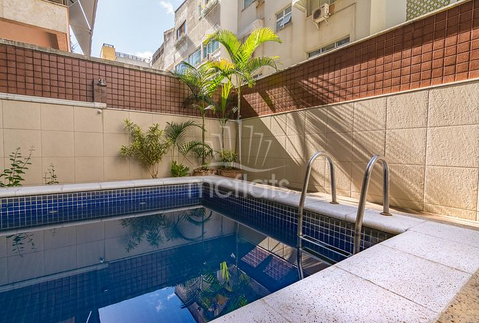 MC FLATS IPANEMA BEACH STAR 104