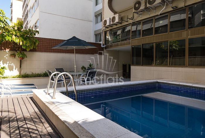 MC FLATS IPANEMA BEACH STAR 107