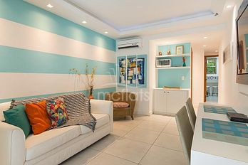 MC FLATS IPANEMA BEACH STAR - APARTAMENTO 101